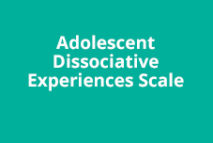 Adolescent Dissociative Experiences Scale