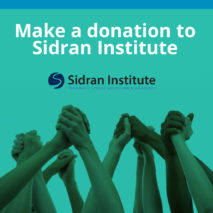 Make a donation to Sidran Institute